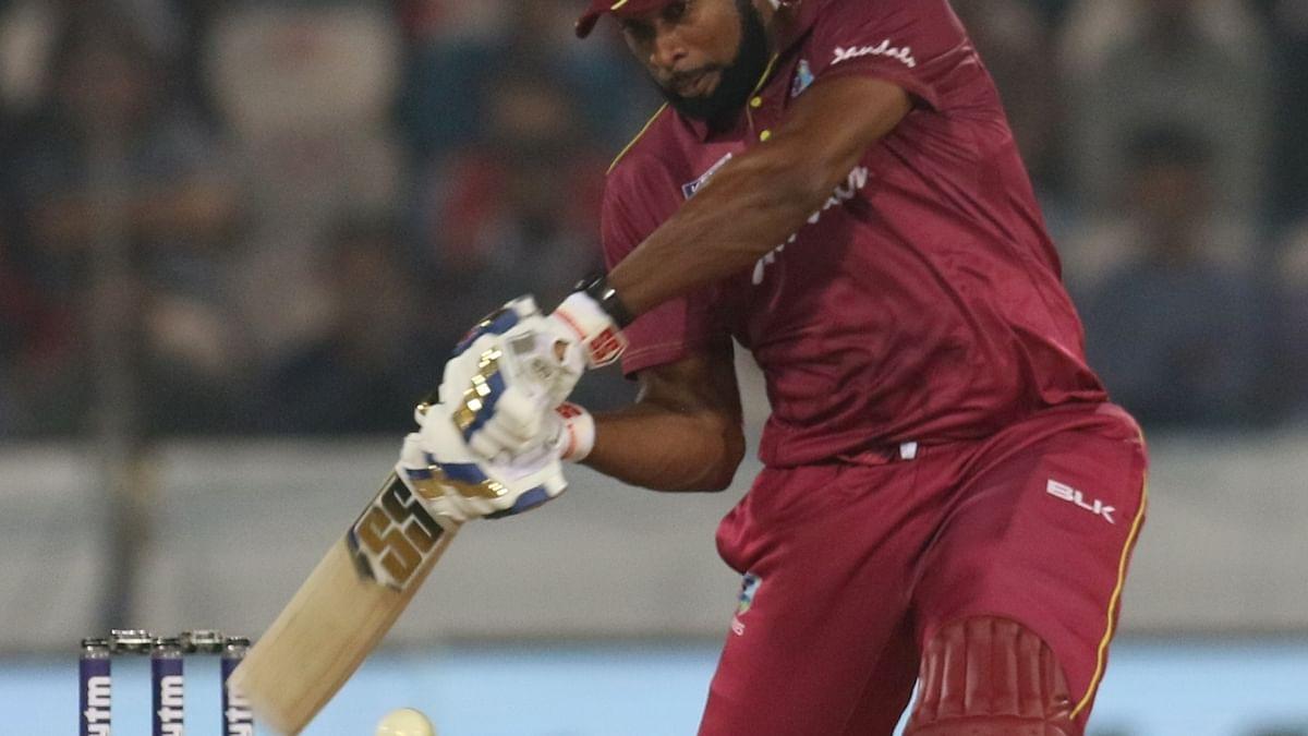 अंतरराष्ट्रीय क्रिकेट में कीरॉन पोलार्ड का एक और कारनामा, टी20 में 6 गेंदों पर जड़े 6 छक्के