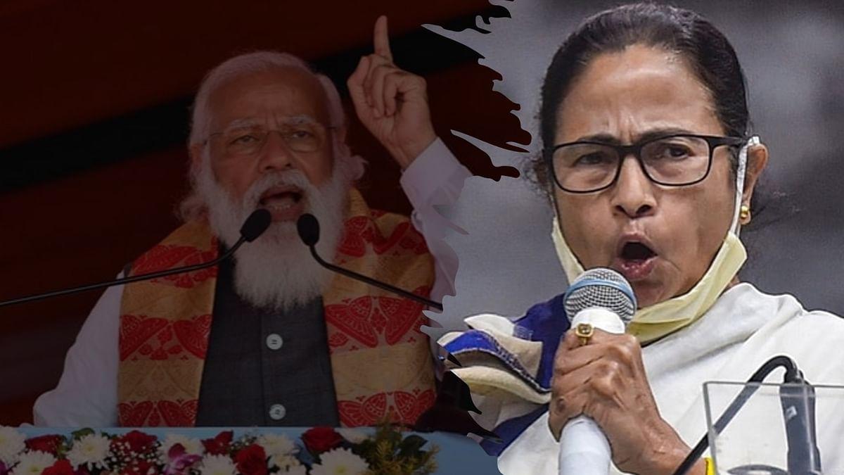 पश्चिम बंगाल चुनाव: अंधविश्वास के सहारे नैया पार लगने की आस में बीजेपी, दीदी दे रहीं तुर्की-ब-तुर्की जवाब