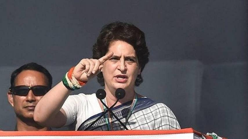 किसान आंदोलन: प्रियंका गांधी का मोदी सरकार पर हमला, कहा- 100 दिन BJP सरकार के अहंकार के, झूठ और किसानों के तिरस्कार के