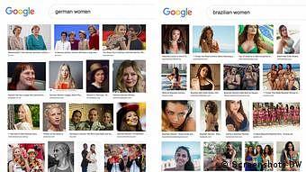 क्या महिलाओ के प्रति 'नस्लवाद' को प्रचारित कर रहा है गूगल का सर्च ईंजन!