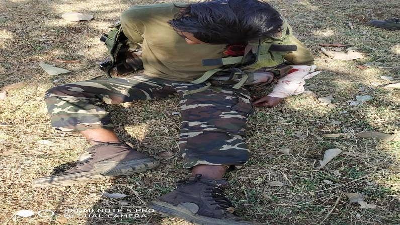झारखंड में नक्सलियों ने खेला खूनी खेल, लैंड माइंस ब्लास्ट में 3 जवान शहीद, दो घायल
