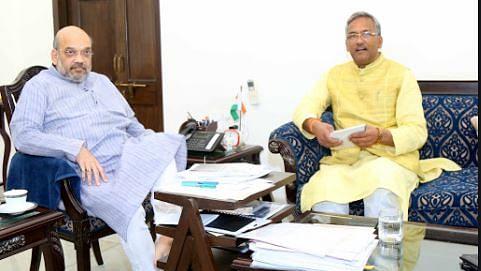उत्तराखंड बीजेपी में बवाल पर दिल्ली में बैठक, सीएम त्रिवेंद्र रावत की कुर्सी पर होगा फैसला