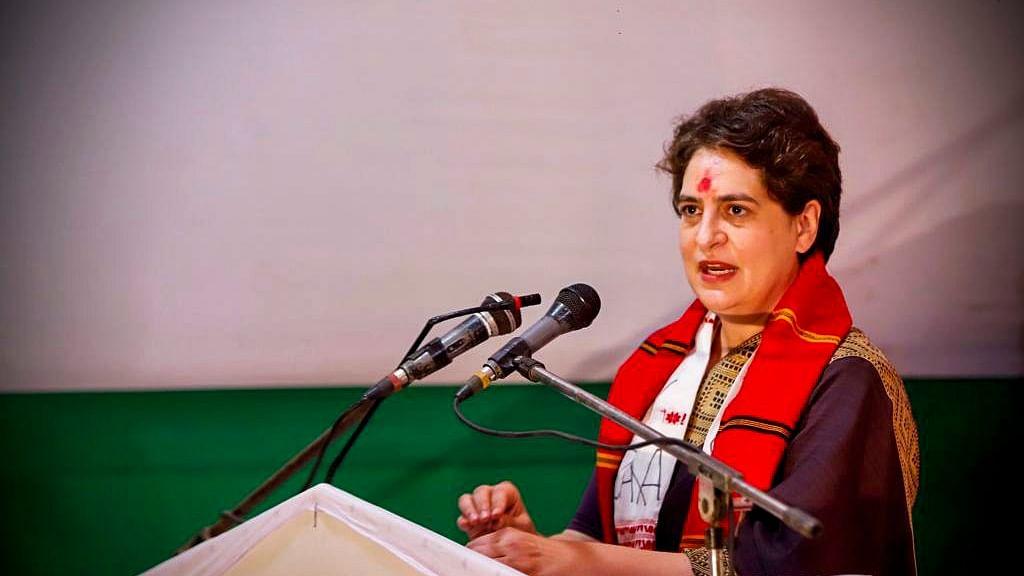 प्रियंका गांधी ने असम में शुरू किया चुनाव प्रचार, बेरोजगारी के खिलाफ राज्यव्यापी अभियान की शुरुआत