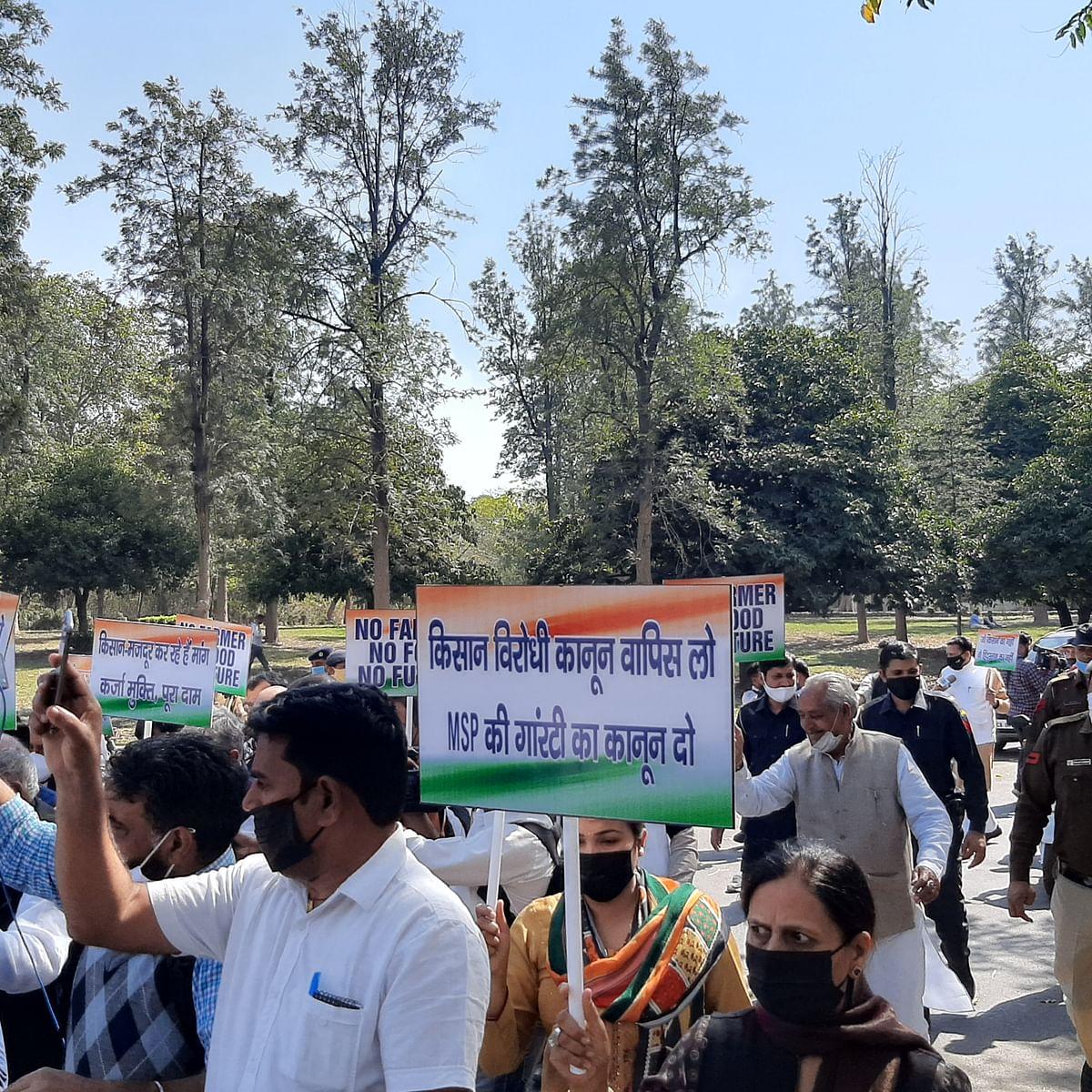 हरियाणा: बजट सत्र के पहले दिन जोरदार हंगामा, कार्यवाही सोमवार तक स्थगित, 10 मार्च को अविश्वास प्रस्ताव