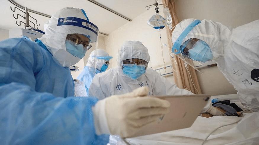 देश में लगातार बढ़ रहा कोरोना वायरस का कहर! 24 घंटे में करीब 42 हजार नए केस, 188 लोगों की गई जान