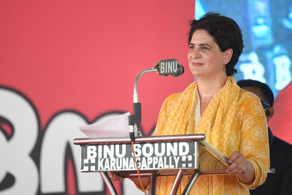 प्रियंका गांधी की ललकार, केरल वालों दिखा दो कि आप किसी भी झूठे वादे और भ्रष्ट सरकार के झांसे में नहीं आने वाले