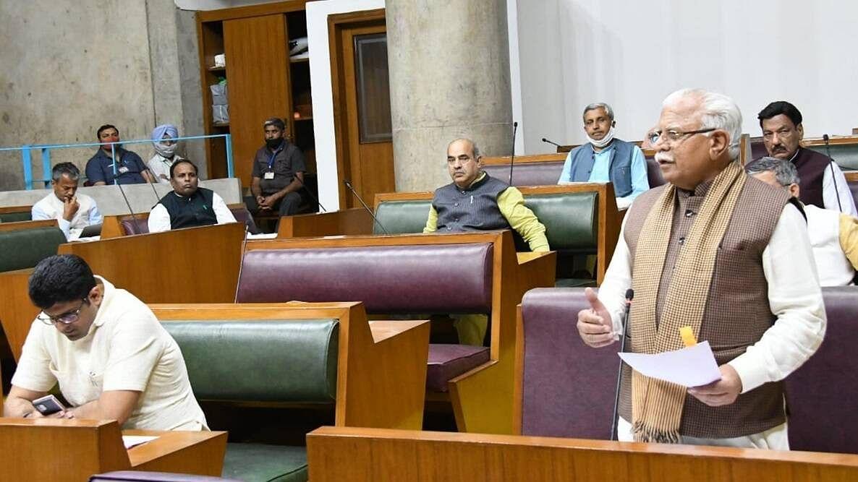 हरियाणा विधानसभा में BJP सरकार के खिलाफ अविश्वास प्रस्ताव पेश, पूर्व CM हुड्डा ने की गुप्त मतदान की मांग