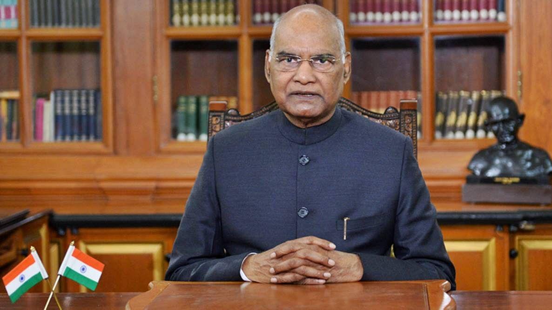 राष्ट्रपति रामनाथ कोविंद अस्पताल में भर्ती, सीने में दर्द की थी शिकायत, फिलहाल हालत स्थिर