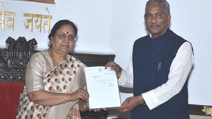 उत्तराखंड के सीएम त्रिवेंद्र सिंह रावत ने दिया इस्तीफा, जानें कौन बन सकता है अगला मुख्यमंत्री