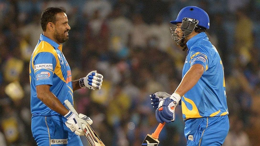 रोड सेफ्टी वर्ल्ड सीरीज : फाइनल में युवराज-यूसुफ की विस्फोटक पारी, इंडिया ने श्रीलंका को दिया 182 रन का लक्ष्य