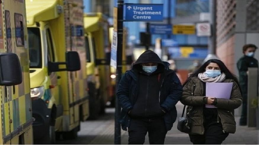 फिर लौट रहा कोरोना! ब्रिटेन में संक्रमण के 5,926 नए मामले आए सामने, 190 लोगों की गई जान