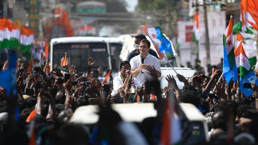 राहुल गांधी का पीएम मोदी और RSS पर निशाना, कहा- कई भाषाओं, संस्कृतियों और इतिहास का देश है भारत