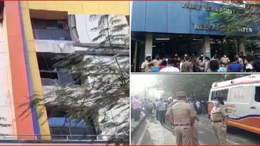 कोरोना के कहर के बीच महाराष्ट्र के विरार में बड़ा हादसा, कोविड अस्पताल के ICU में आग से 13 मरीजों की दर्दनाक मौत
