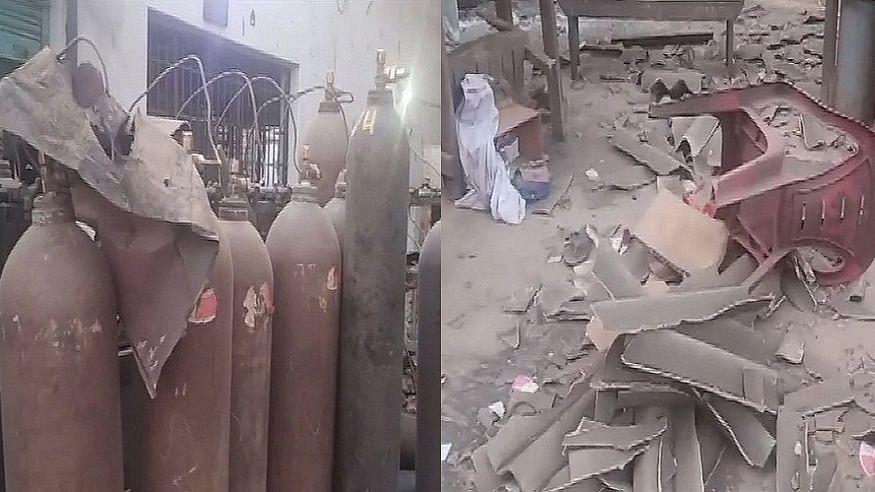 यूपी: कानपुर में ऑक्सीजन प्लांट में हादसा, रिफिलिंग के दौरान सिलेंडर फटने से एक कर्मचारी की मौत, दो घायल
