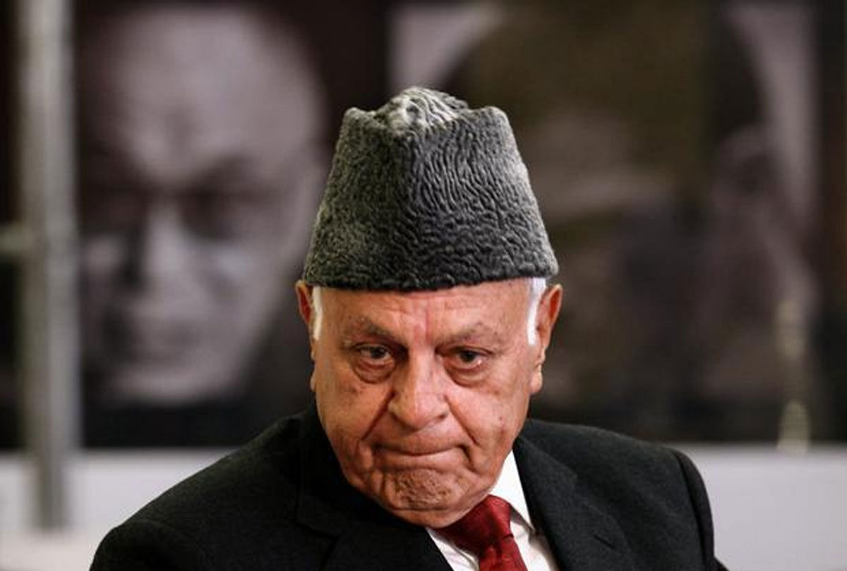 नेशनल कॉन्फ्रेंस अध्यक्ष फारूक अब्दुल्ला श्रीनगर अस्पताल में भर्ती, 30 मार्च को कोरोना संक्रमित पाए गए थे