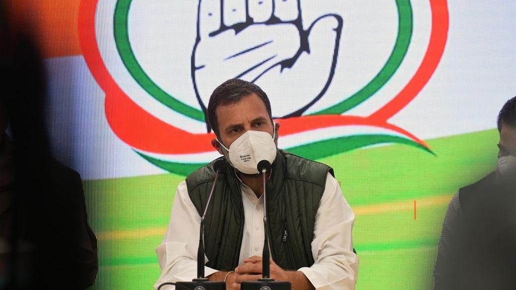 यह लड़ाई कोरोना के खिलाफ है, कांग्रेस या दूसरे राजनीतिक विरोधियों के खिलाफ नहीं, ये समझे केंद्र सरकार: राहुल गांधी