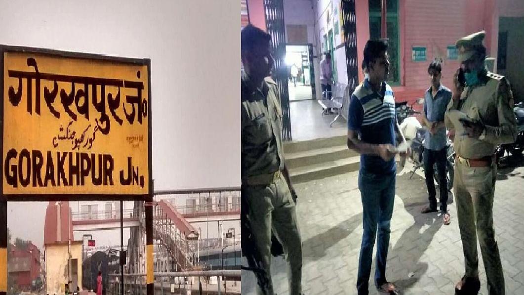 UP पंचायत चुनाव के बीच CM सिटी गोरखपुर में बवाल, वोट मांगने के दौरान दो प्रधान प्रत्याशियों के बीच फायरिंग