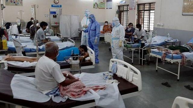 यूपी सरकार कोरोना से होने वाली मौत का दे रही गलत आंकड़ा, अस्पतालों के बारे में जानकारियां अधिकतर फर्जी, अखिलेश का आरोप