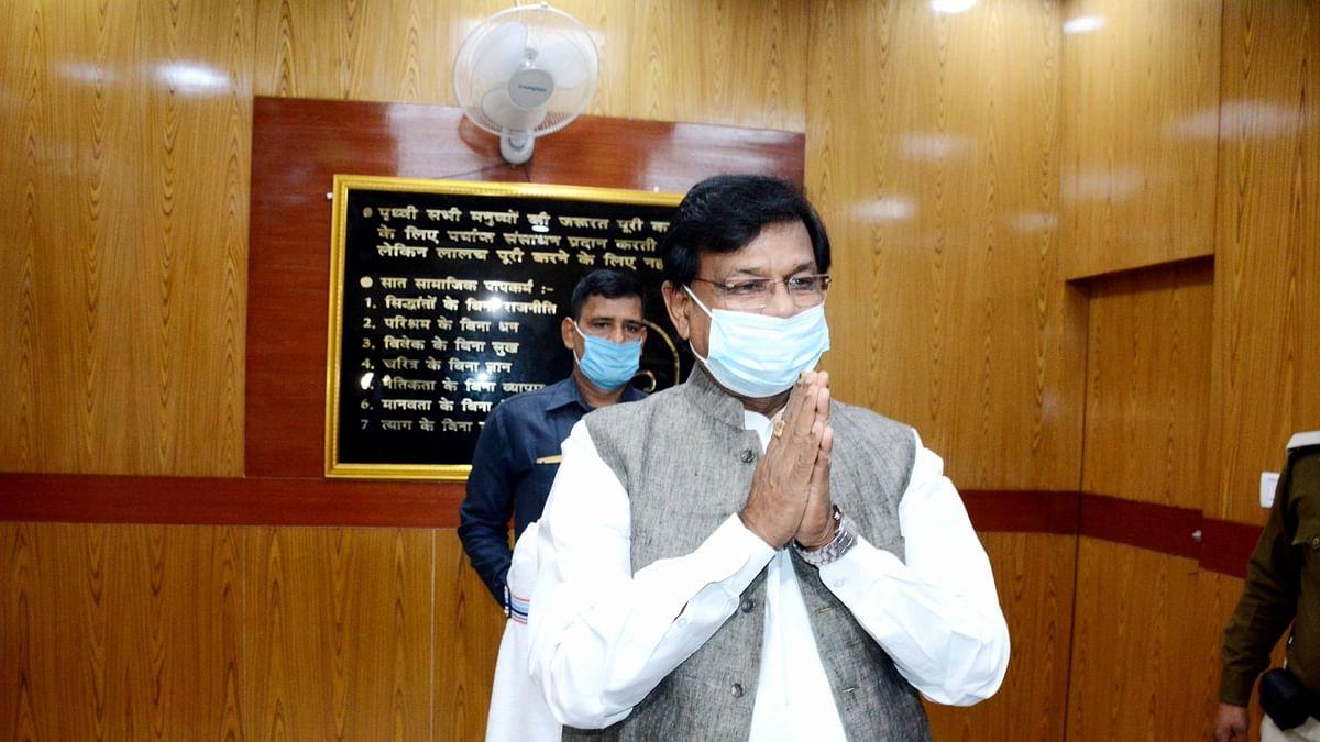 बिहार में कोरोना का कहर, JDU विधायक और पूर्व मंत्री का कोरोना से निधन, तीन दिन पहले हुए थे पॉजिटिव