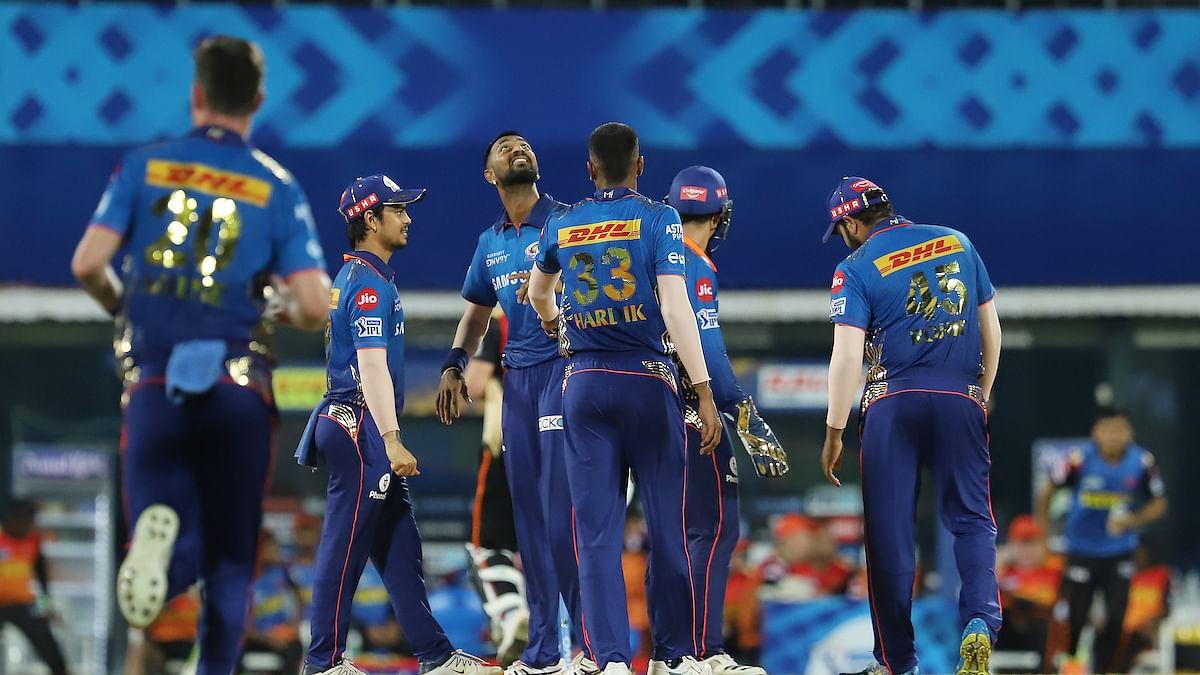 आईपीएल 14 : मुंबई ने हैदराबाद को 13 रन से हराया, अंक तालिका में पहुंची शीर्ष पर
