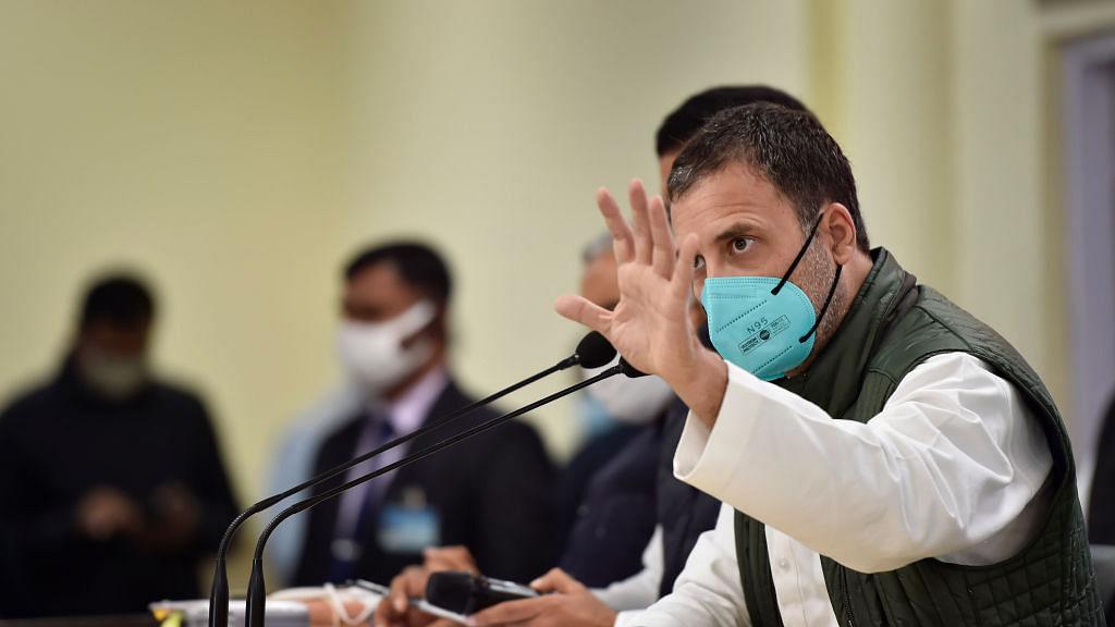 कोरोना से जान गंवाने वालों के प्रति राहुल गांधी ने व्यक्त की संवेदना, बोले- आप अकेले नहीं, साथ हैं तो आस है