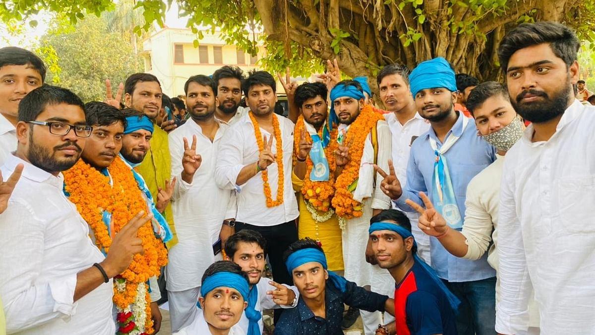 पीएम मोदी के गढ़ में ABVP का सफाया,  संपूर्णानंद संस्कृत विश्वविद्यालय छात्रसंघ चुनाव में NSUI ने सभी सीटों पर किया कब्जा