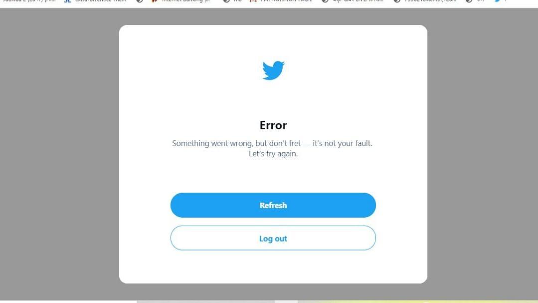 एक दिन में दो बार डाउन हुआ Twitter, भारत समेत दुनिया भर में यूजर्स हुए परेशान