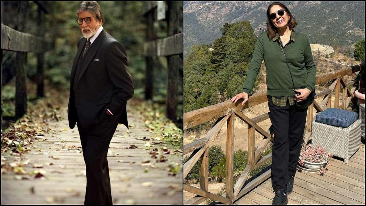सिनेजीवन: 'गुडबाय' में अमिताभ की पत्नी बनेंगी नीना गुप्ता और 'बी टाउन' में कोरोना का कहर जारी