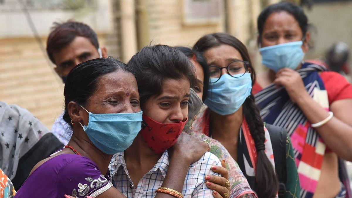 बिहार में कोरोना का कहर जारी, एक दिन में रिकॉर्ड 13,374 केस मिले, 84 संक्रमितों की मौत