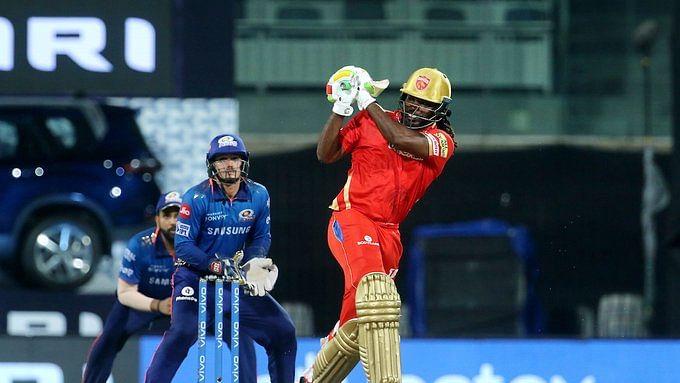आईपीएल-14 : क्रिस गेल की धुआंधार की बदौलत पंजाब किंग्स ने मुंबई इंडियंस को 9 विकेट से दी मात
