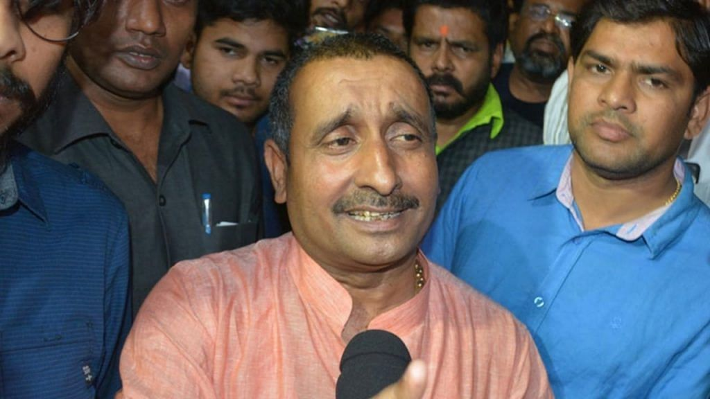 पंचायत चुनाव: उन्नाव रेप के दोषी कुलदीप सिंह सेंगर की पत्नी को बीजेपी ने बनाया उम्मीदवार, विपक्ष ने उठाए सवाल