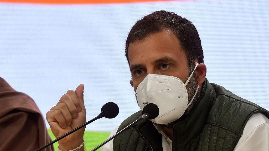 देश में कोरोना वैक्सीन की कमी को लेकर राहुल गांधी का PM पर हमला, कहा- यह 'उत्सव' नहीं गंभीर मुद्दा है