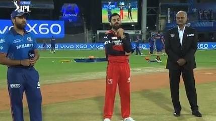 IPL 2021 के पहले मैच में RCB ने अंतिम गेंद पर मुम्बई इंडियंस को 2 विकेट से हराया, रोहित की टीम ने बनाया ये रिकॉर्ड