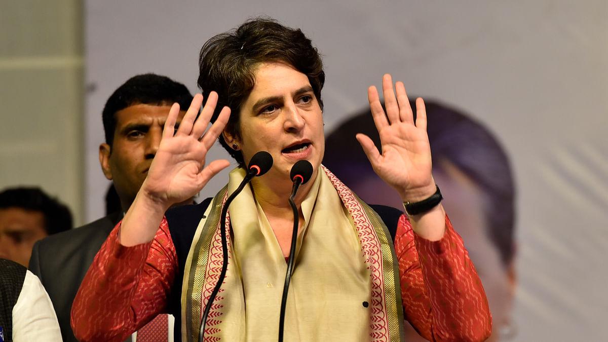ब्याज दर पर विपक्ष ने मोदी सरकार को घेरा, राहुल गांधी ने बताया लूट, प्रियंका बोलीं- चूक या चुनाव प्रेरित कदम?