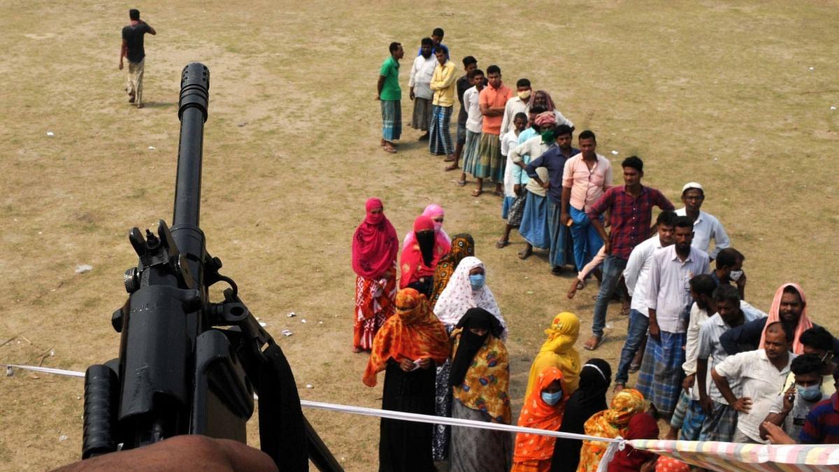बंगाल चुनावः TMC ने अंतिम 3 चरणों का चुनाव एक साथ कराने का दिया प्रस्ताव, कोरोना का दिया हवाला