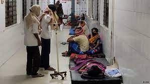बिहार में कोरोना मरीज भगवान भरोसे, नीतीश सरकार ने खुद हाईकोर्ट को बताया, न ऑक्सीजन है, न जांच मशीनें