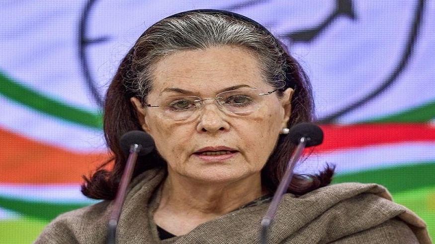 कोरोना संकट में सरकार की प्रतिक्रिया पक्षपातपूर्ण और विध्वंसकारी, इसे माफ नहीं किया जा सकता: सोनिया गांधी