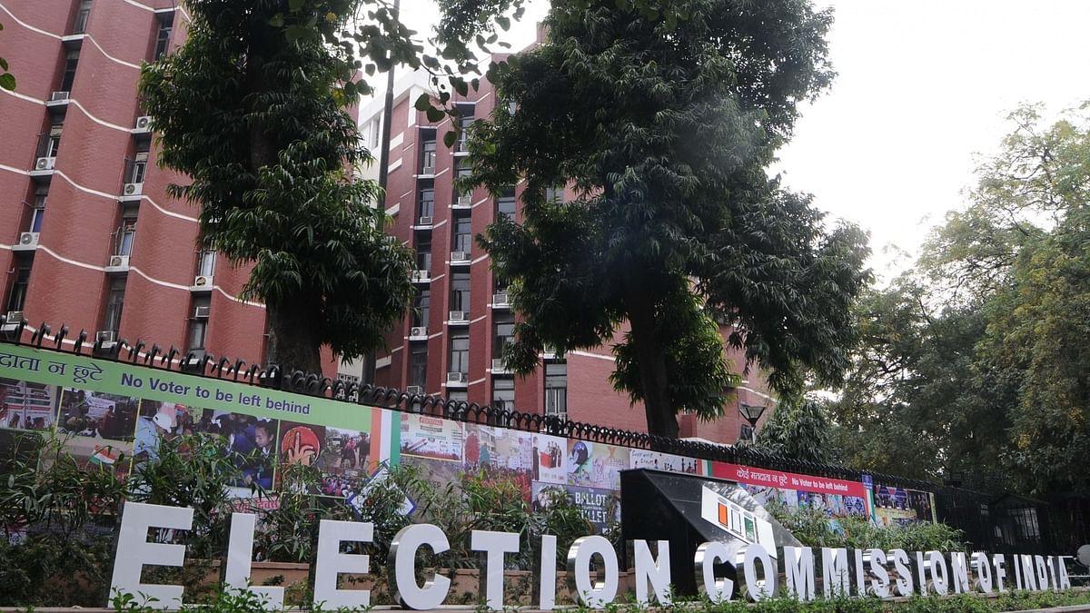 चुनाव आयोग ने अपनी रूलबुक से निष्पक्षता का पेज फाड़कर फेंका, प्रियंका ने बीजेपी नेता का बैन घटाने पर बोला हमला