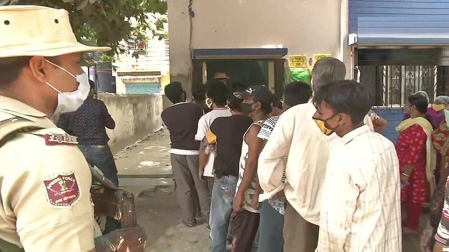 West Bengal Election 2021 live updates: पांचवें चरण में भी बंपर वोटिंग, शाम 5:45 तक 78.36 फीसद मतदान