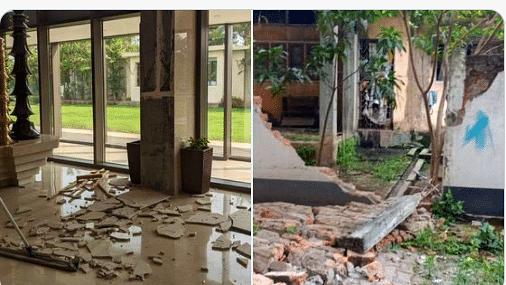 असम में आया 6.4 तीव्रता का भूकंप, इमारतों में पड़ी दरारें, पड़ोसी राज्यों में भी महसूस हुए झटके