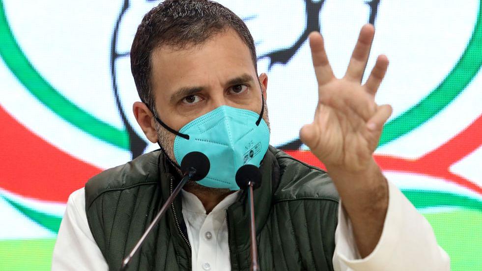 राहुल गांधी का मोदी सरकार पर तंज, 'तुगलकी लॉकडाउन लगाओ, घंटी बजाओ और प्रभु गुण गाओ, यही है केंद्र की कोविड रणनीति'