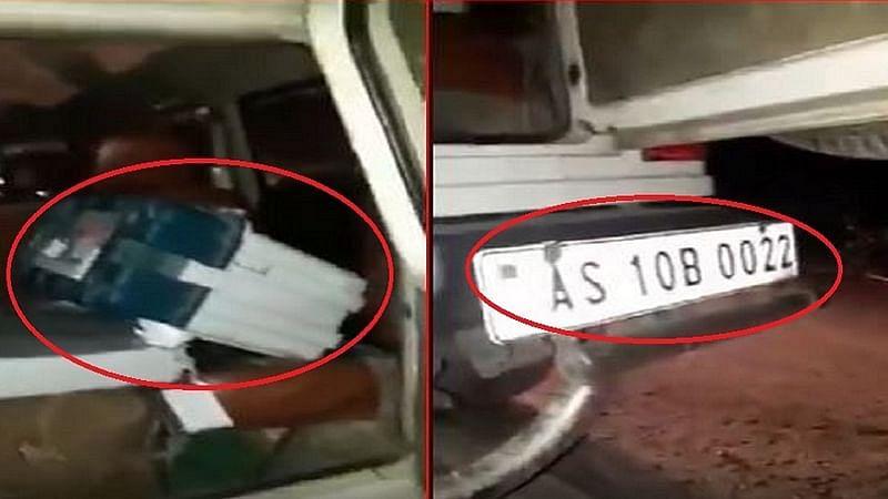 असम के पथराकंडी में बीजेपी उम्मीदार की कार से EVM बरामद! प्रियंका गांधी ने खड़े किए सवाल