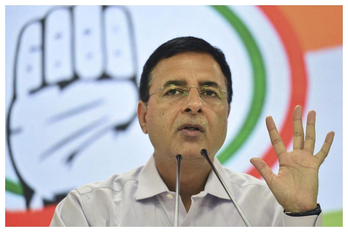 7 बरस-इंडिया बेबस: कांग्रेस ने पेश की 'भारत मां की जुबानी, एक निरंकुश पूंजीपोषक की कहानी'