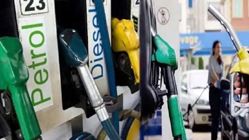 देश की जनता पर दोहरी मार जारी, कोरोना के कहर के बीच फिर बढ़े पेट्रोल-डीजल के दाम, रिकॉर्ड स्तर पर पहुंची कीमतें
