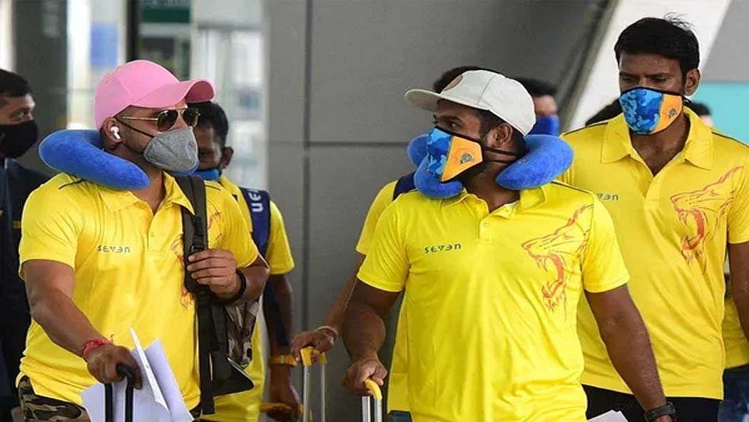खेल की 5 बड़ी खबरें: IPL बबल के उल्लंघन के लिए 2 लोगों पर FIR और कोरोना की चपेट में आए CSK के बल्लेबाजी कोच
