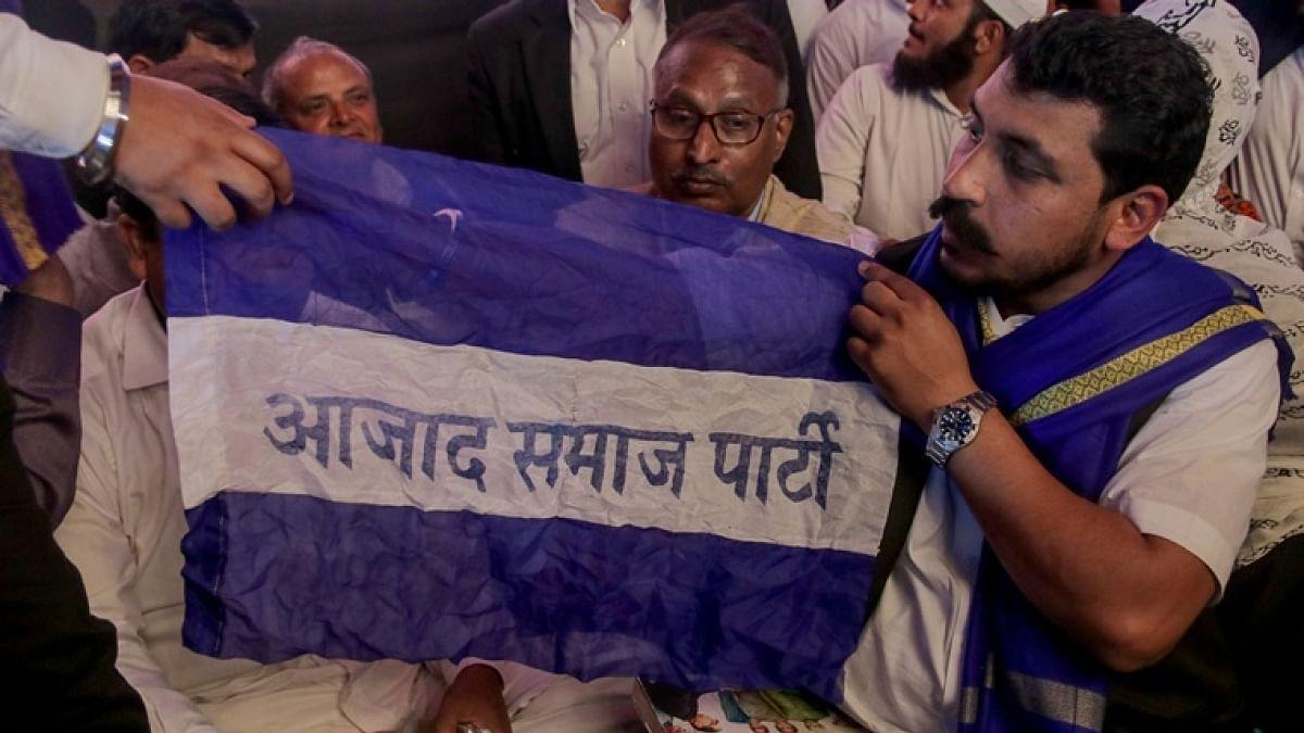 यूपी में बीएसपी के लिए मुसीबत बन सकती है आजाद समाज पार्टी, पंचायत चुनाव परिणामों ने दिए संकेत