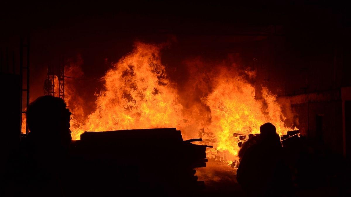 बिहार में जमीन विवाद में हैवानियत, भाई ने भाई की बेटी को हाथ-पैर बांध जिंदा जलाया
