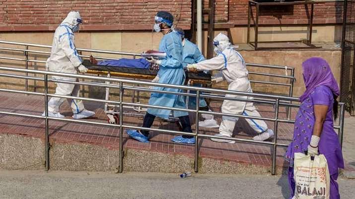 दिल्ली से सटे हरियाणा के जिलों में उच्च पॉजिटिविटी दर हुई खतरनाक, ग्रामीण क्षेत्रों में फैला संक्रमण