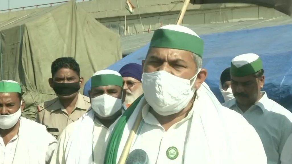 किसान आंदोलन के 6 महीने होने पर 'काला दिवस' मना रहे अन्नदाता, राकेश टिकैत बोले- सरकार नहीं सुन रही हमारी बात