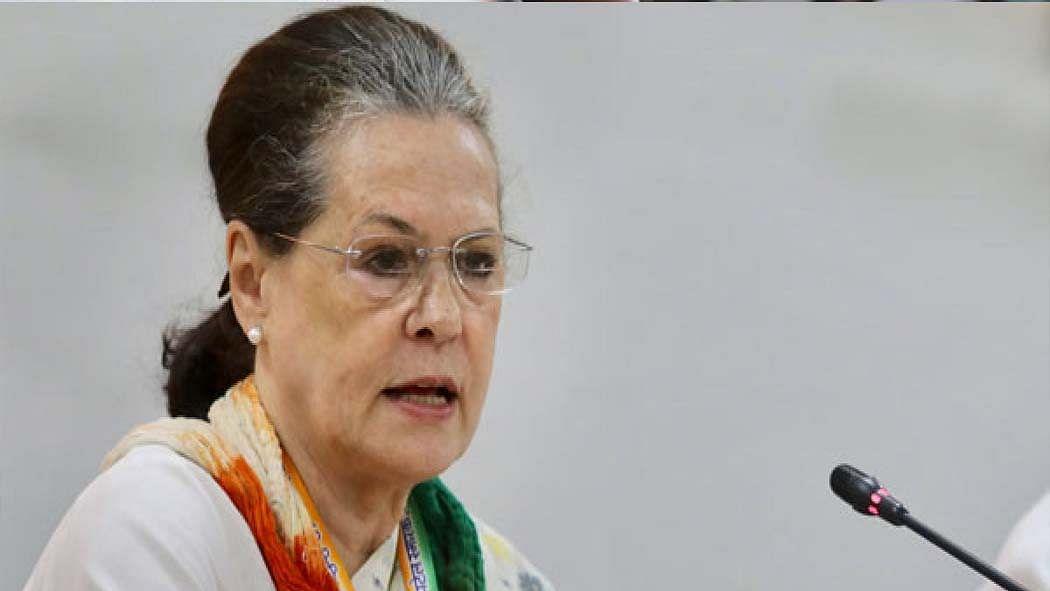कांग्रेस अध्यक्ष सोनिया गांधी बोलीं- कोरोना से निपटने की रणनीति बनाए मोदी सरकार, कांग्रेस देगी साथ
